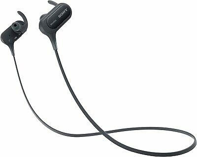 $19.99 • Buy Sony MDR-XB50BS EXTRA BASS Sports Bluetooth Headphones Black