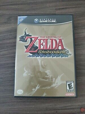 $95 • Buy Legend Of Zelda: The Wind Waker (GameCube, 2003) Complete W/ Manual CIB Tested