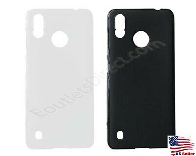 $11.99 • Buy Soft Slim TPU Protective Case Cover For ZTE Blade A3 Prime Z5157V Phone Read