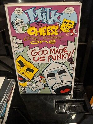 $10 • Buy MILK AND CHEESE OTHER NUMBER ONE (1992 Series) #1 4TH PRINT Near Mint Comics