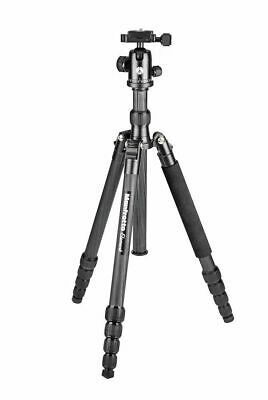 AU399 • Buy Manfrotto MKELEB5CF-BH Element Traveller Carbon Fiber Tripod Big With Ball Head