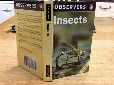 £7.99 • Buy Observers Book Of Insects Claremont Edition