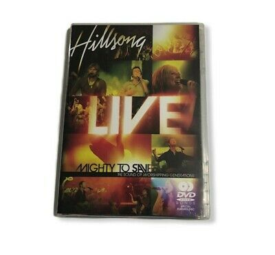 $16.78 • Buy Hillsong Live  Might To Save 2006 DVD Religious & Devotional