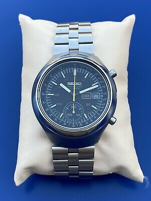 $ CDN157.50 • Buy Rare Vintage Seiko Helmet Chronograph 6139-7100 Auto Men's Watch