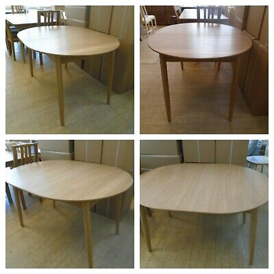 Ercol  Teramo 3660CM Small  Extending Dining Table W130CM  -W170CM D100 H75 • 550£