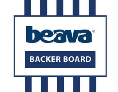 6mm Beava Cement Tile Backer Board 1200x600 X 6mm From Suppliers Of No More Ply • 6£