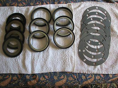 $104.95 • Buy M35  M35a2  M109  Military  2.5  Ton     Wheel Seals And Gaskets