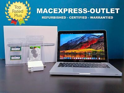 $879 • Buy Apple MacBook Pro 13  / CORE I7 / 16GB / 1TB SSD / 2 YEAR WARRANTY / OS2017!