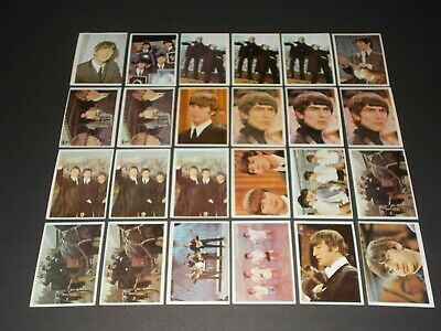 $7 • Buy Beatles Color Series,Topps, UPICK From 182 VERY NICE Cards, NEW Cards 5/23/20