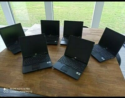 $ CDN203 • Buy Lot Of 6 Hp Nc4400 Laptops For Parts Or Repair C2d Some Working