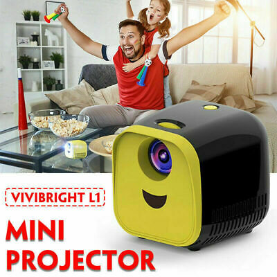 £23.98 • Buy 1000 Lumens LED Video Projector Full HD 1080P Multimedia 3D Home Movie HDMI USB