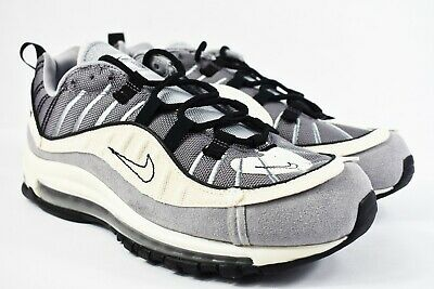 $115 • Buy Nike Air Max 98 SE Mens Size 10.5 Shoes AO9380 002 Inside Out Cement