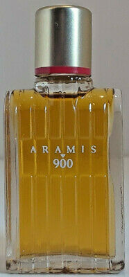 $18.95 • Buy NOS Vintage Aramis 900 Men's Herbal Cologne Aftershave Splash .25oz Miniature