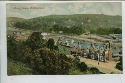 KENLEY From RIDDLESDOWN Nice POSTED 1906  POSTCARD  • 4.50£