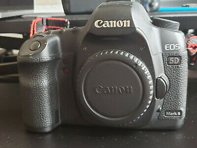 $ CDN1933.20 • Buy Canon EOS 5D Mark II 21.1MP Camera Photography Bundle W/ Lens, Bag, & More!