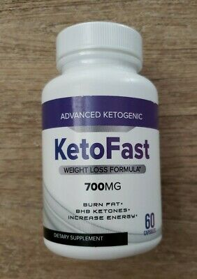 $17.25 • Buy Advanced Ketogenic KETOFAST WEIGHT LOSS FORMULA 60 CAPS KETO FAST BHB