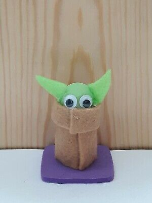 $4 • Buy Baby Yoda Dashboard Ornament And Toy