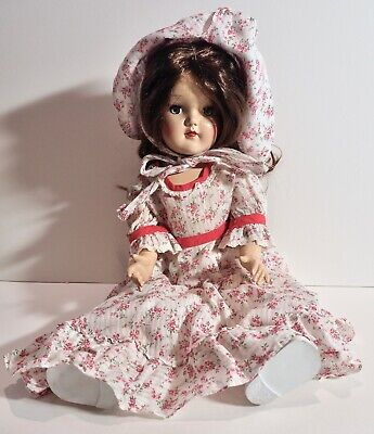 AU51 • Buy Vintage Ideal Toni Doll P-19 / P-92 With Clothes And Shoes. 19-20  1950's