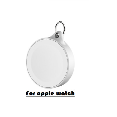 $ CDN6.75 • Buy Mini Magnetic Key-chain Charger For Apple Watch 1 2 3 4 5 Series With