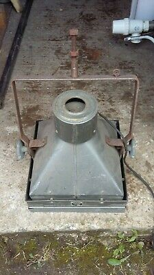 Vintage Stage Theatre Spot LightStrand Patt 30. Great Referb Opportunity! • 65£