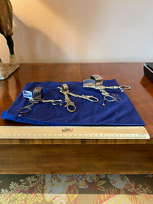 £107.89 • Buy Silverplate Candle Snuffer Scissors Lot Of 3