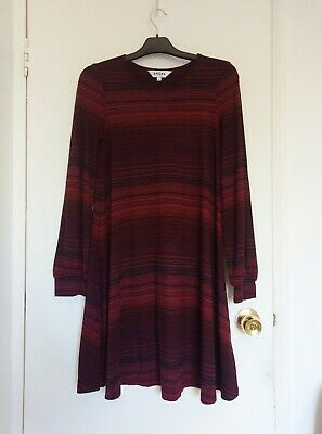 Brora Knitted Dress Size 8 Excellent • 25.99£