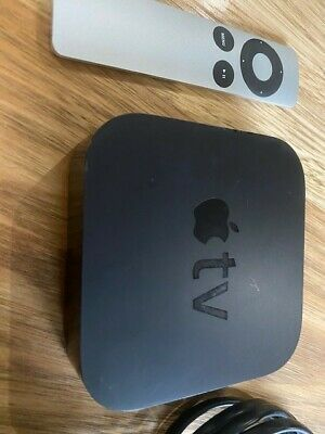 AU66 • Buy Apple TV 3rd Generation HD Media Streamer - A1469 - Good Condition With Remote