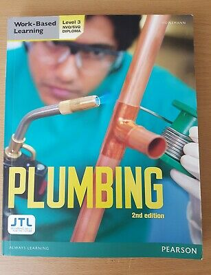 Level 3 NVQ/SVQ Diploma Plumbing 2nd Edition By JTL Training Pearson Paperback  • 20£