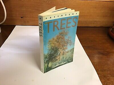 £6.99 • Buy Observers Book Of Trees 1987 Paper Back: