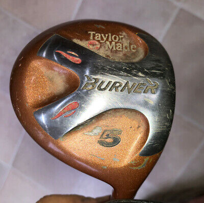 Taylormade Burner 5 Wood Bubble2shaft R-80. Orig Grip No Head Cover • 22£