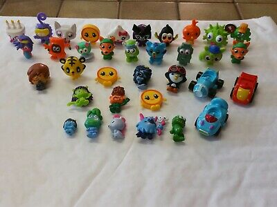 Moshi Monsters And Mixed Toys And Vehicles Bundle (lot 4) • 6.50£