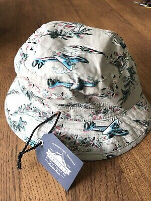 PENFIELD Sun Hat Bucket Summer Headgear S/M BNWT • 22£