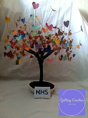 Table Centrepiece: The Tree Of Love  • 14£