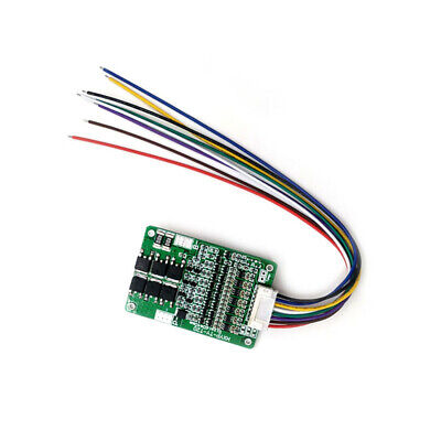 AU15.24 • Buy BMS 3S 4S 5S 6S 7S 20A 12.6V Lithium Battery Protection Board 16.8V 21V Balanced