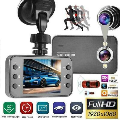 In CAR DVR Compact Camera Full HD 1080P Recording Dash New Motion Y3D2 D7E0 • 7.53£