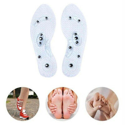 $ CDN9.88 • Buy 1 Pair Mindinsole Insoles For Unisex Acupressure Massage Feet Therapy Reflexolog