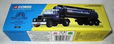 $24.99 • Buy Corgi Classics Scammell Highwayman & Tanker Set Ever Ready 1:50 Diecast #16303