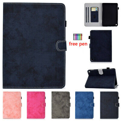 For Amazon Kindle Fire HD 8 Plus 2020 Tablet Leather Stand Magnetic Case Cover • 8.06£