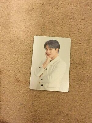 $8.50 • Buy Bts Map Of The Soul 7 Tour Photocard,Jimin,new And Official