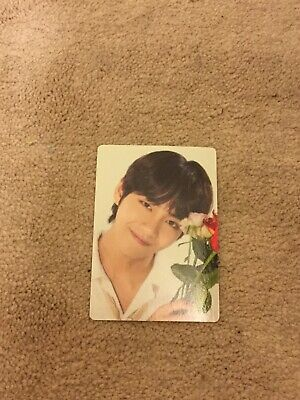 $1.04 • Buy Bts Love Yourself Tour Official Photocard,V,New And Rare