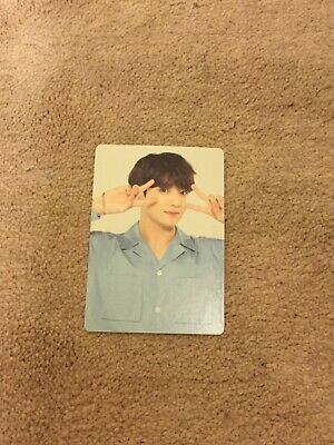 $2 • Buy Bts Love Yourself Tour Official Photocard,JungKook,New And Rare