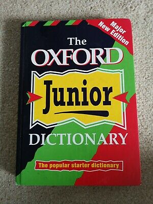 The Oxford Junior Dictionary, , Used; Good Book • 1.10£
