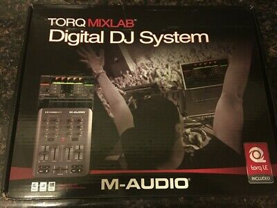 $25 • Buy M-Audio TORQ MIXLAB Digital DJ System, Used In Great Condition