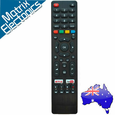 AU26.50 • Buy Remote Control For Kogan Smart TV NETFLIX+YOUTUBE Function