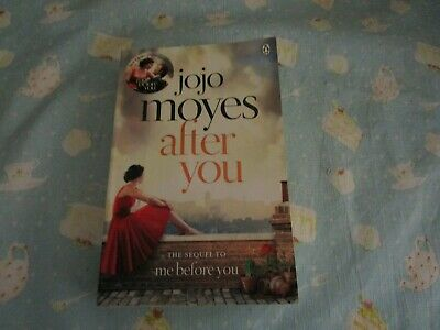 AU6.50 • Buy After You By JoJo Moyes (paperback)