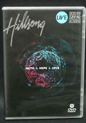 $6.95 • Buy Hillsong - Faith Hope + Love (DVD DOCUMENTARY) LIVE CONCERT RARE AUTHENTIC USA