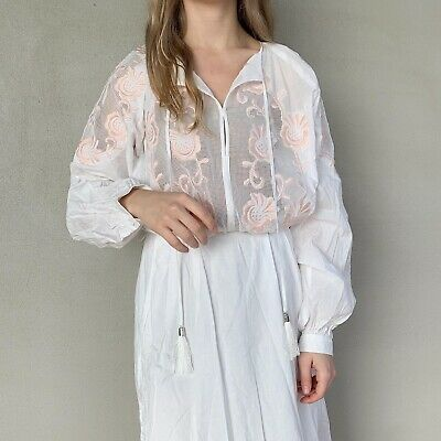 AU70 • Buy Alice Mccall Embroidered Maxi Dress