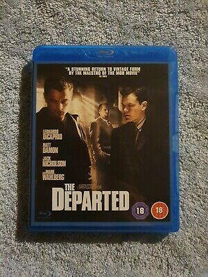 £3.50 • Buy The Departed - BLU RAY