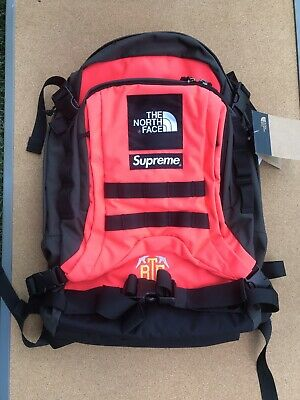 $ CDN363.33 • Buy Supreme The North Face RTG Backpack Red/Black SOLD OUT NEW IN HAND READY TO SHIP