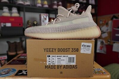 $ CDN389.99 • Buy Adidas Yeezy Boost 350 V2 Citrin Size 10 New With Box DS